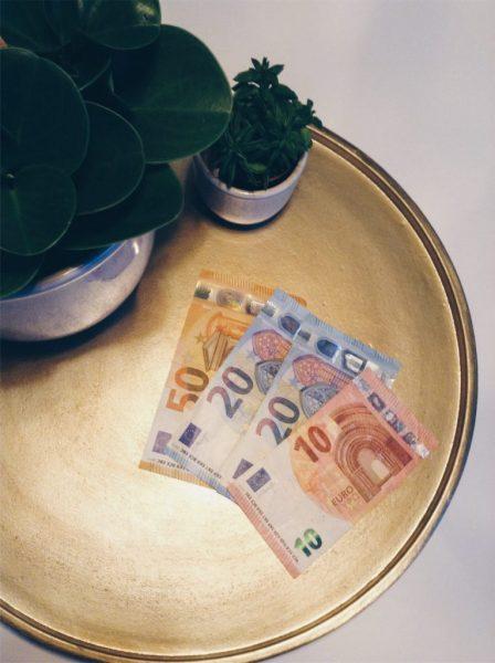 100 euro besparen