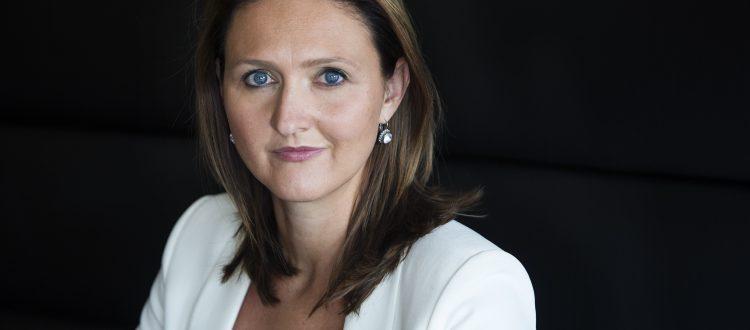 Gwendolyn Rutten, voorzitster van OPen VLD, politica.