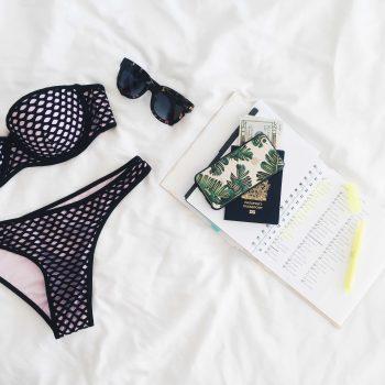 Perfecte bikinilijf