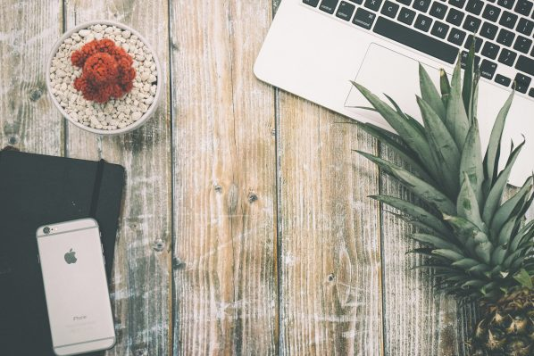 Bloggen over werk