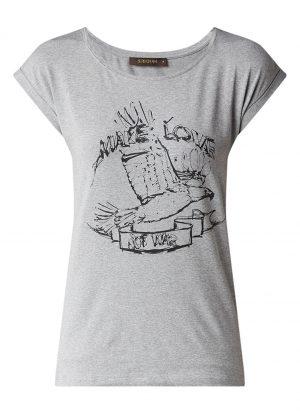 Supertrash t-shirt slogan