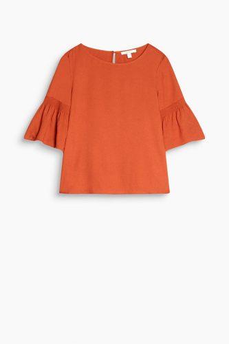 Oranje blouse Esprit