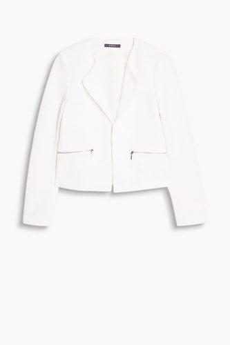 Witte blazer Esprit