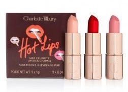 Charlotte Tilbury Lipstickset