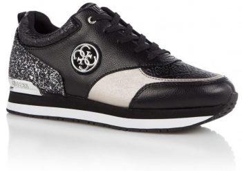 zwarte sneaker Guess