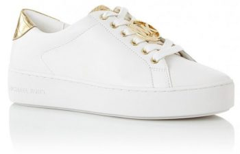 Witte sneaker Michael Kors