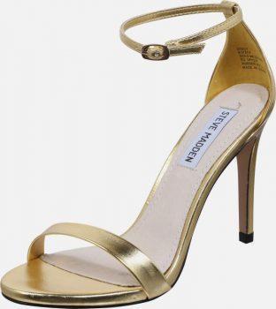 Steven Madden Gouden Sandaal