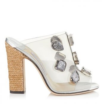 jimmy choo transparant