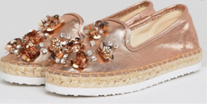 Espadrilles Head over Heels by Dune