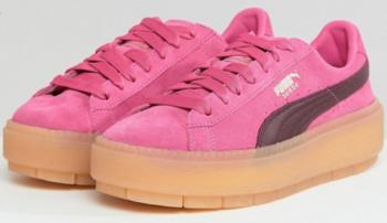 Roze sneakers Puma