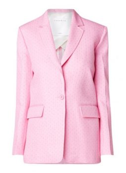 Roze blazer Sandro