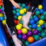 Olijfgroene ballen