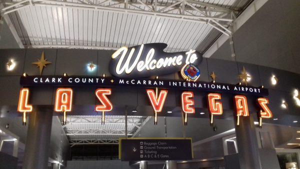 Luchthaven Las Vegas