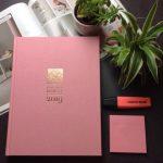 Purpuz planner roze