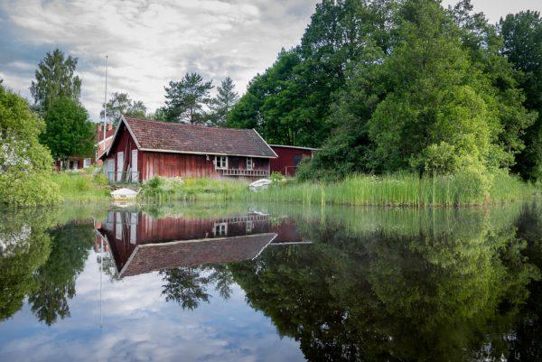 Huisje in Zweden