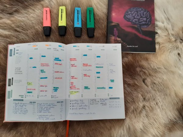 Weekplanning Purpuz Planner