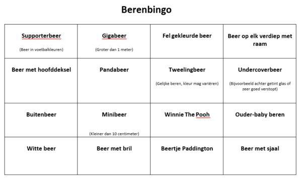 Berenbingo