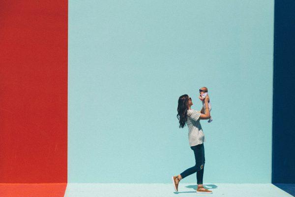 Thuiswerken met baby