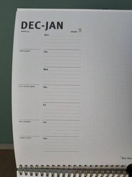 Maaltijdplanner