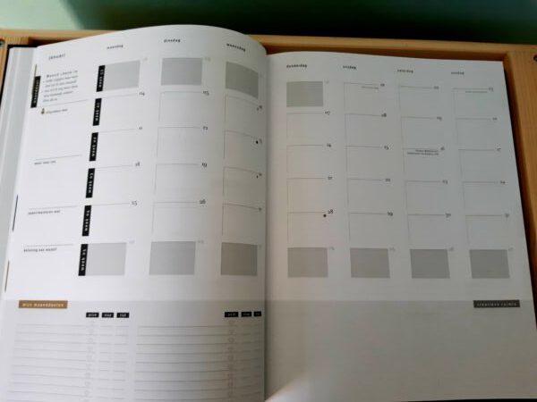 Maandplanning Purpuz Planner